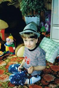 Kevin 5 Jahre alt